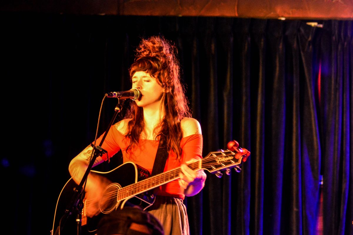 Katie Crutchfield Performs Acoustic Set at Emerge Impact+Music