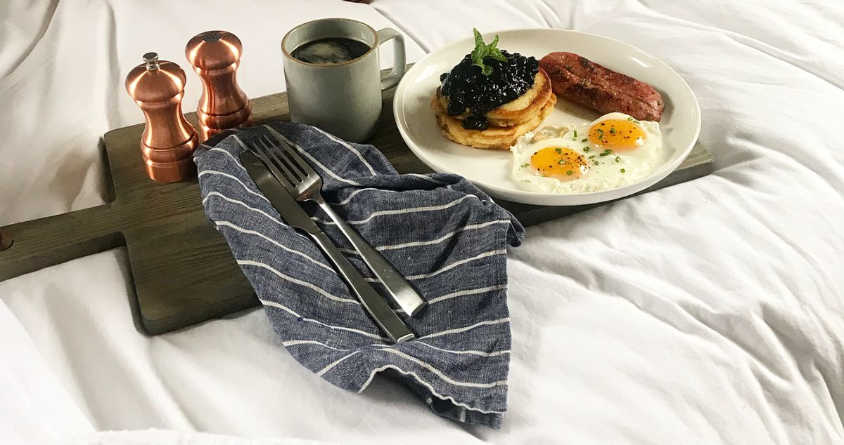 10 Little Ways To Motivate Yourself To Get Out Of Bed In The Morning