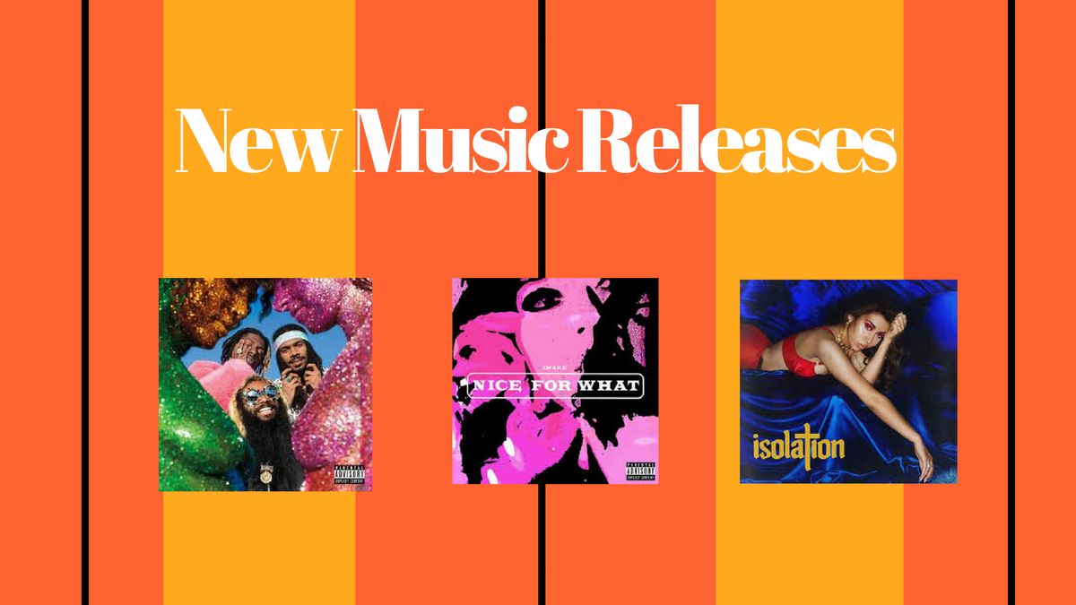 """""""It's A Great Time For Music"""" - New Music Releases of April 2018"""