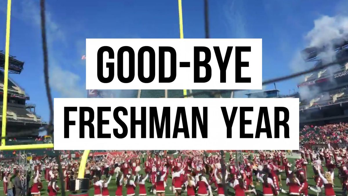 14 Takeaways From My Freshman Year of College