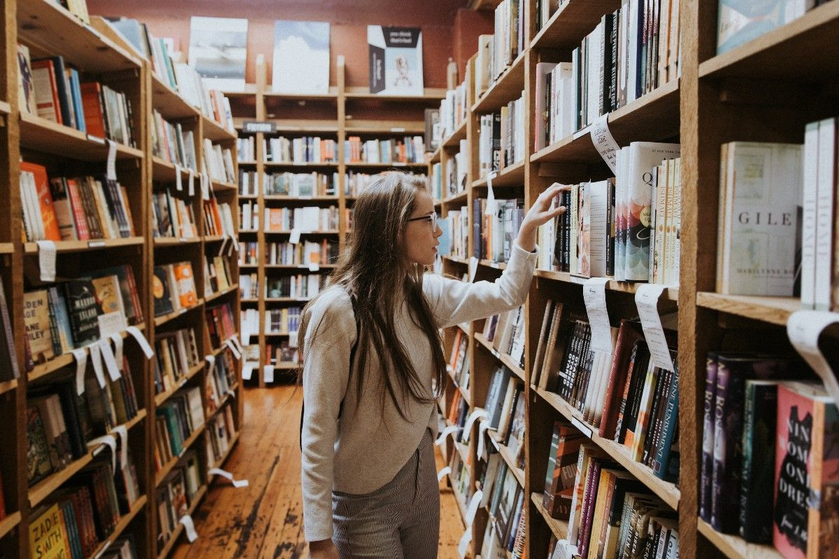 Why Bookstores Are So Nostalgic For Millennials