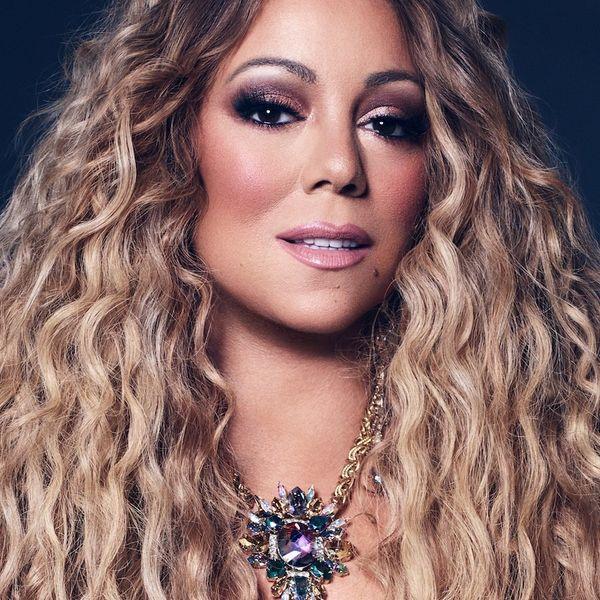 Mariah Carey Finally Meme'd Herself