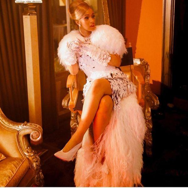 Next Up: Cardi B, Fashion Designer