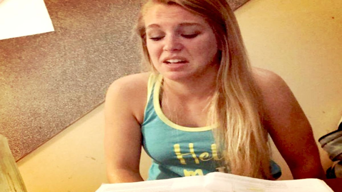 10 Times Every College Student Was 1 Mental Breakdown Away From Dropping Out