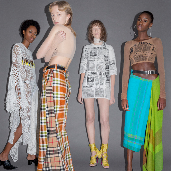 Rave Review: Be Sustainable, But Make It Fashion