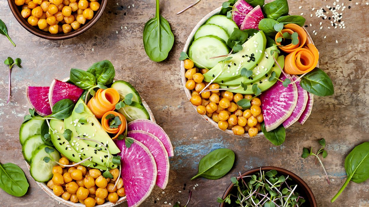 Going Vegan Is the Best Thing You Can Do for the Planet, New Study Proves