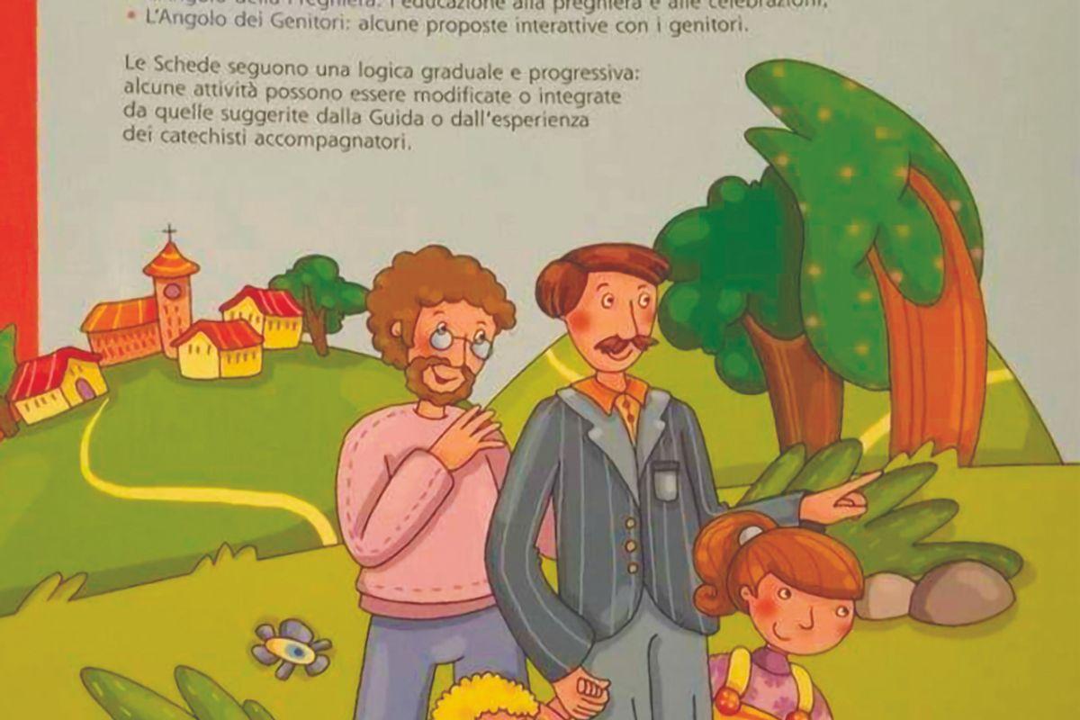 Il catechismo «sponsorizza» le famiglie Lgbt
