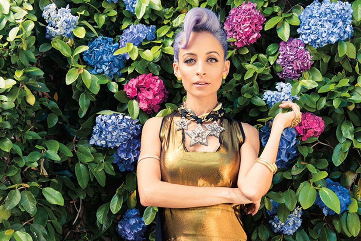 Nicole Richie's Success Keeps Sprouting