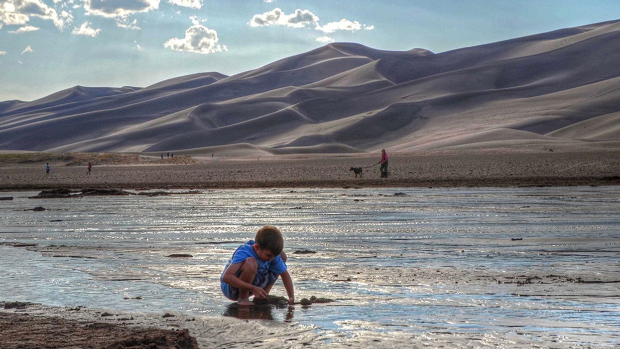 Conservation Groups: Fracking, Drilling Would Ruin Public Lands Near Colorado's Great Sand Dunes National Park