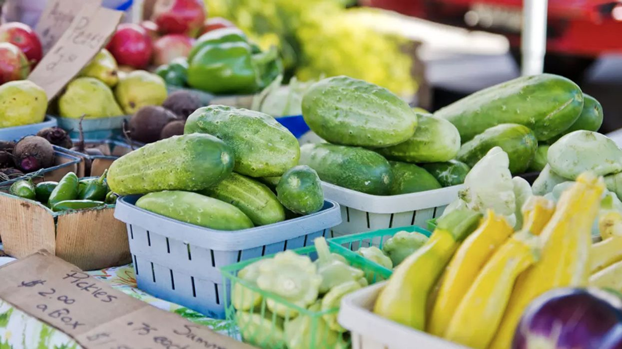What Produce Should You Be Buying Organic?