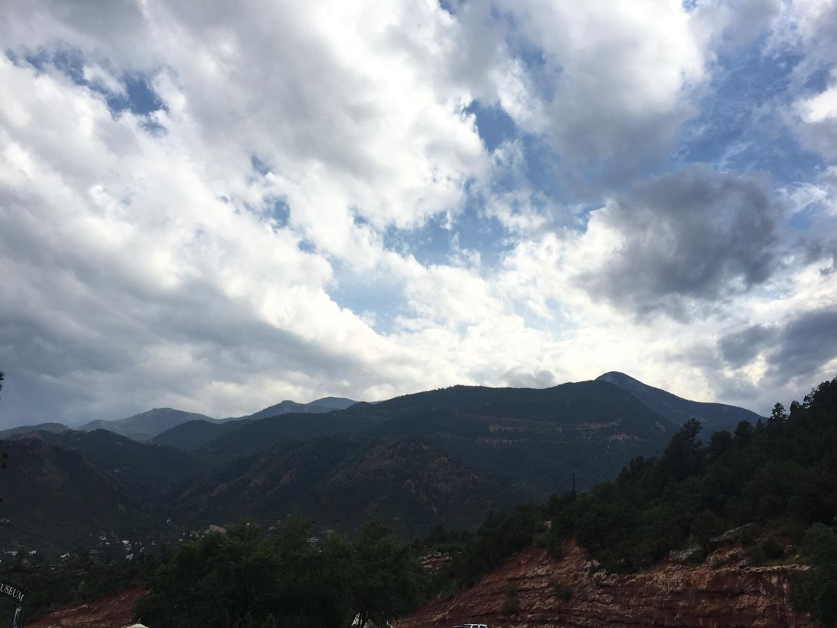 I Fell In Love With Colorado