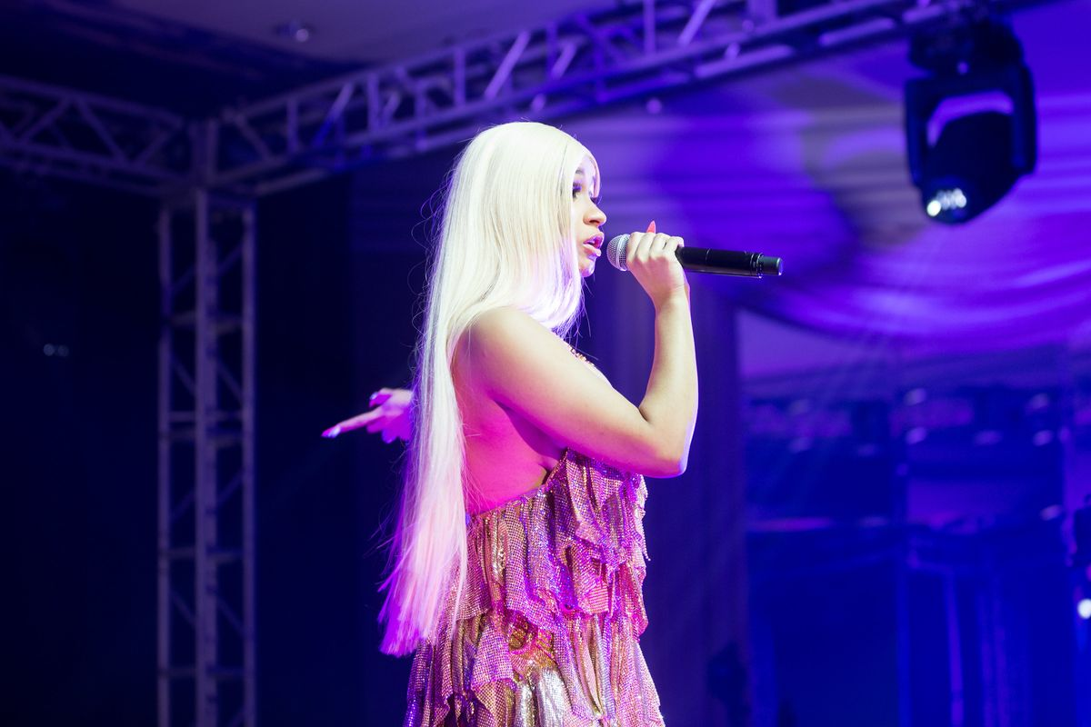 Cardi B Is Paying For Her Coachella Performance
