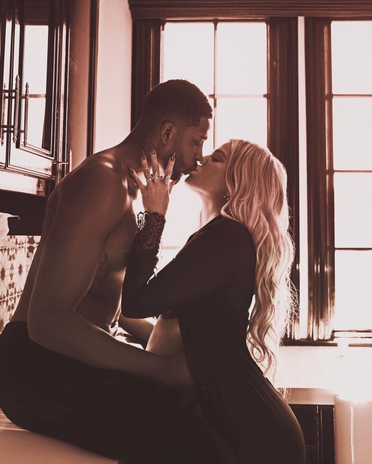 Tristan Thompson Is The Farthest Thing From What A Real Man Should Be