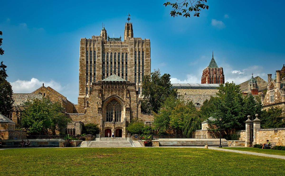 Don't Go Just Because It's Yale