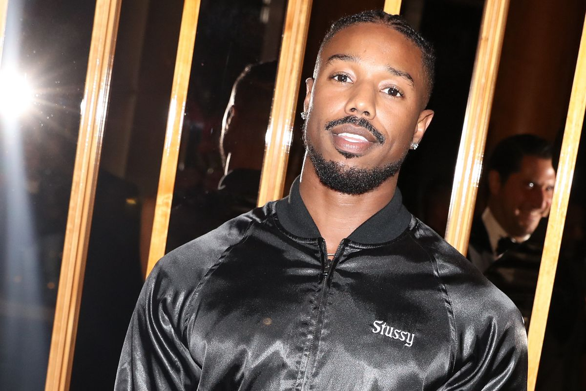 Michael B. Jordan Kept a Diary to Prep For His 'Black Panther' Role