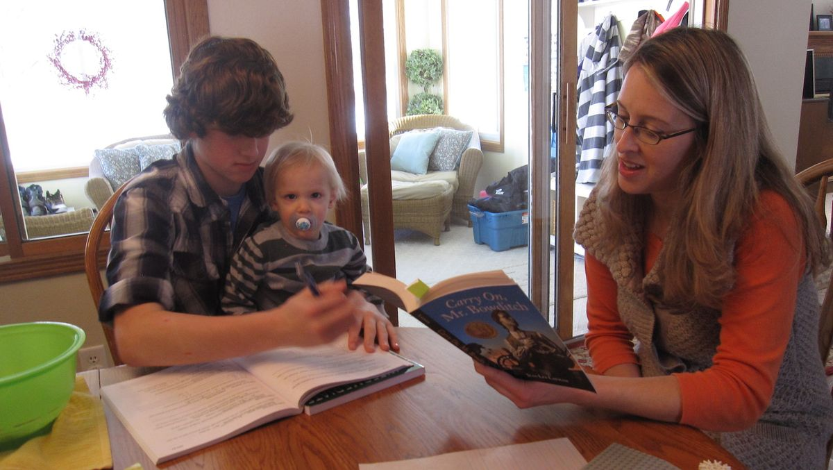 I Don't Believe Homeschooling Can Replace Sending Kids To School