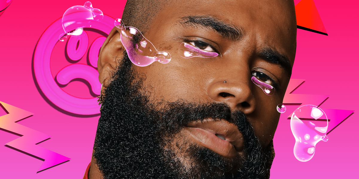 All Hail Cha'ves Jamall, the Queer Artist Behind 'Queen Black America'