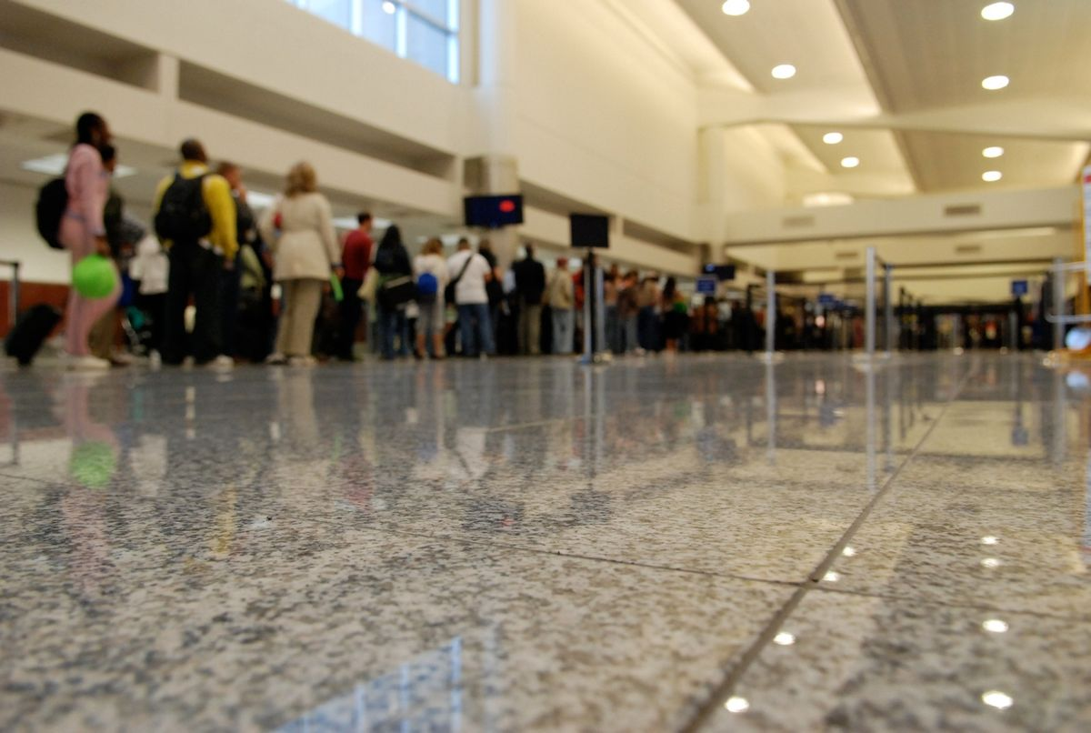 Airport Security Checks Are Anything But Random If You're A 'Chosen One' With A Pakistani Passport