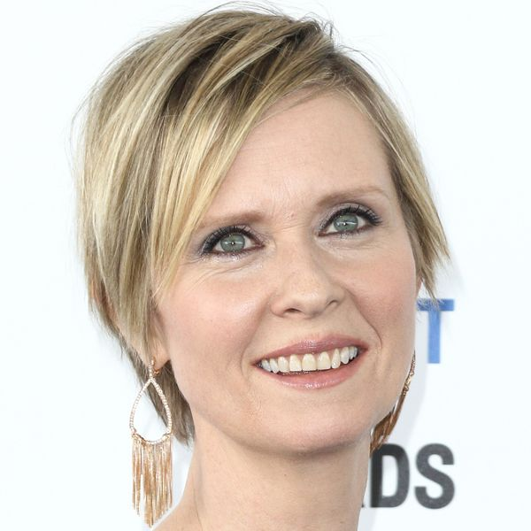 Cynthia Nixon: 'Vote For the Homo, Not For the Cuomo'