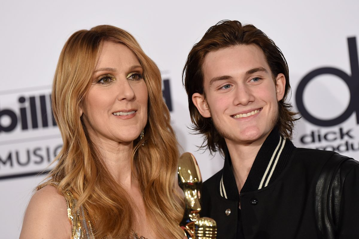 Céline Dion's Son Wants To Be a Rapper