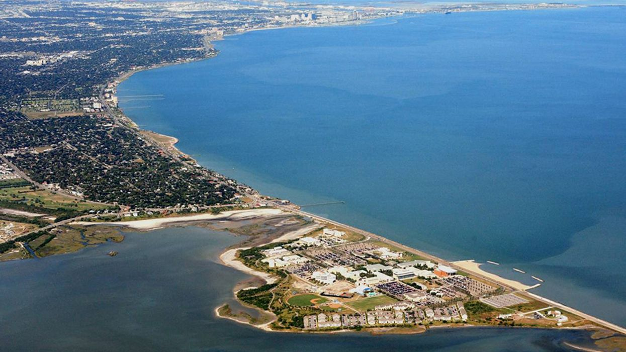 Texas Residents Urge Rejection of World's Largest Plastics Plant: 'Millions of Gallons of Toxic Wastewater a Day' Would Be Dumped Into Corpus Christi Bay