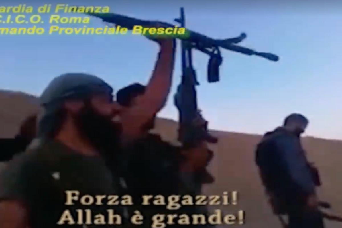 «Noi li accogliamo e loro finanziano la jihad»
