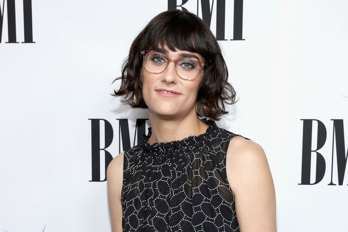 Teddy Geiger Makes First Public Appearance Since Announcing She's Transgender