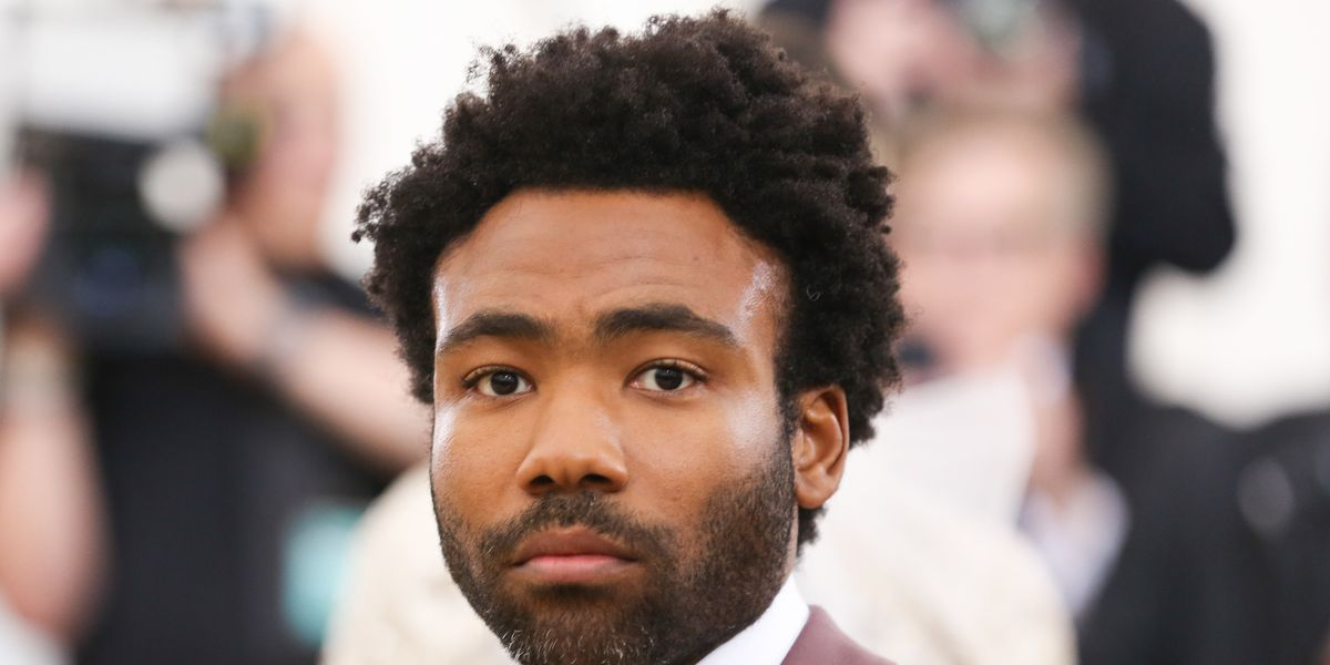 Donald Glover Doesn't Think Stevie Wonder is Really Blind