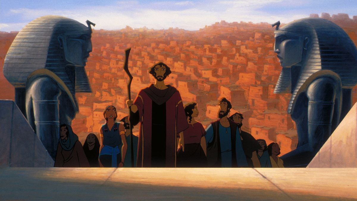 10 Reasons You Should Definitely Watch 'The Prince Of Egypt'