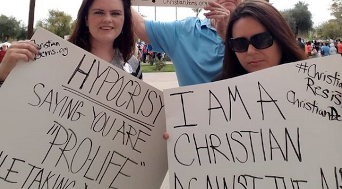 Yes, You Can Be a Democrat And A Christian