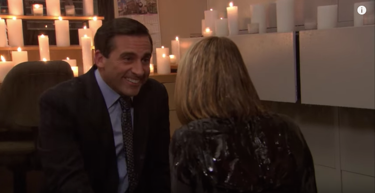 15 Promposals Inspired By 'The Office' That Will Guarantee You An 'Absolutely I Do'