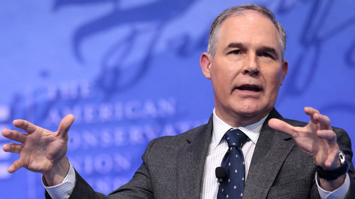 How Trump's EPA Is Moving to Undo Fracking Wastewater Protections