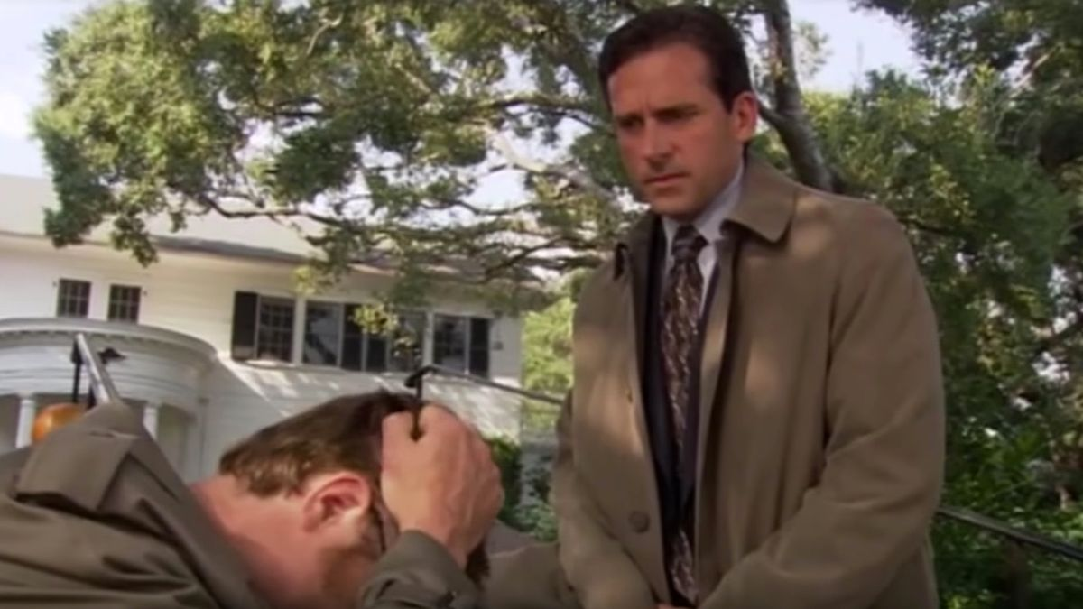 Being Halfway Done With College, As Fully Expressed By Michael Scott