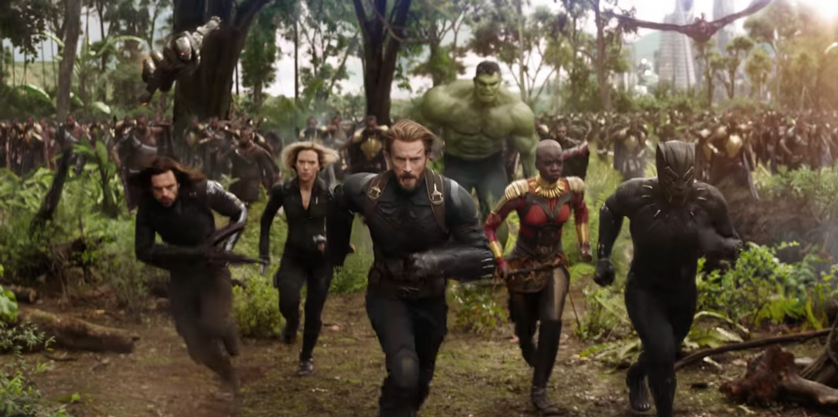 Let's Talk About Infinity War