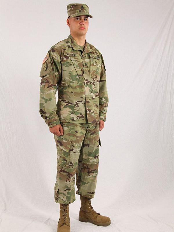 The Air Force just switched to the Army OCP uniform - We Are