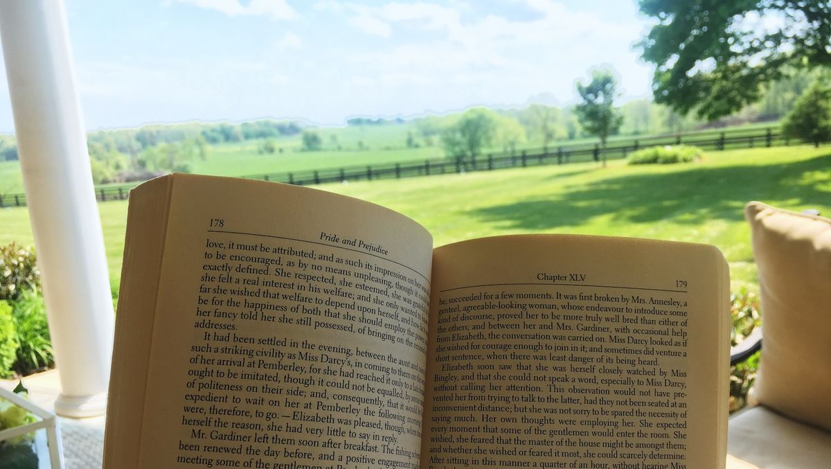 10 Classic Novels To Read This Summer, And Not Just The SparkNotes Version