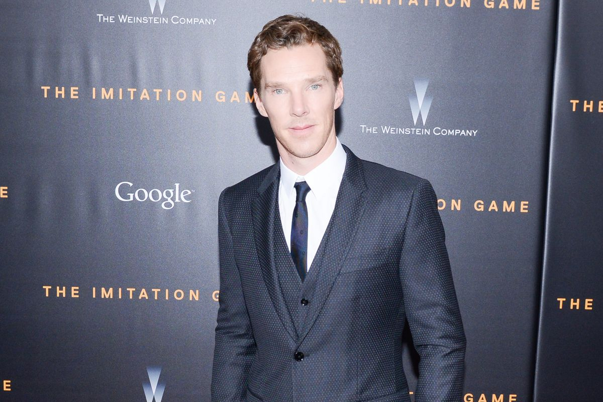 Benedict Cumberbatch Won't Take Jobs Where Women Are Paid Less Than Him