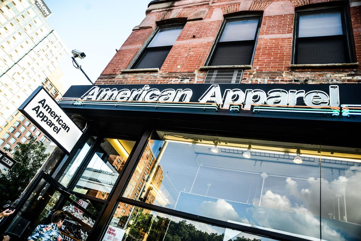 American Apparel Is Bringing a New Store To Los Angeles