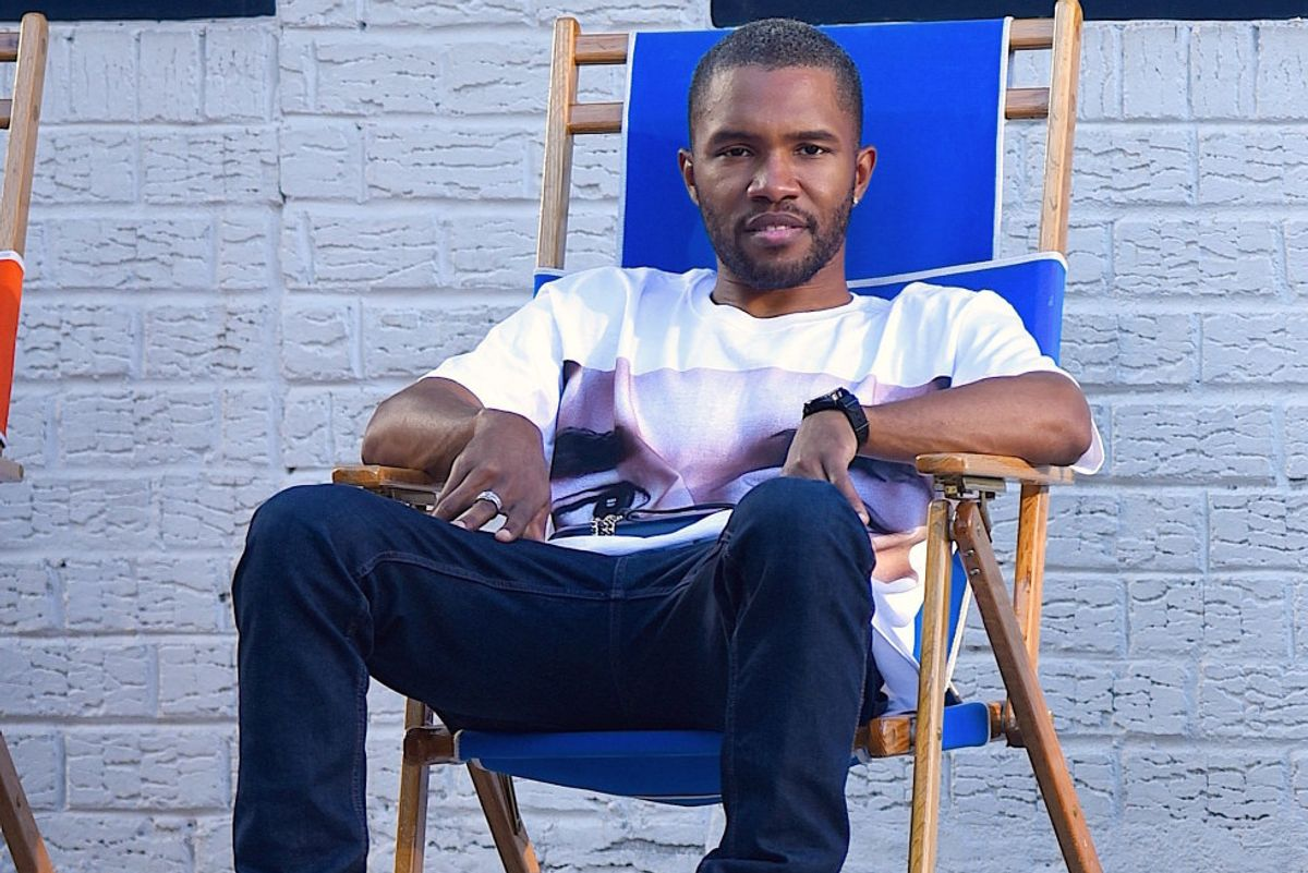 Frank Ocean Might Be a Movie Star Now