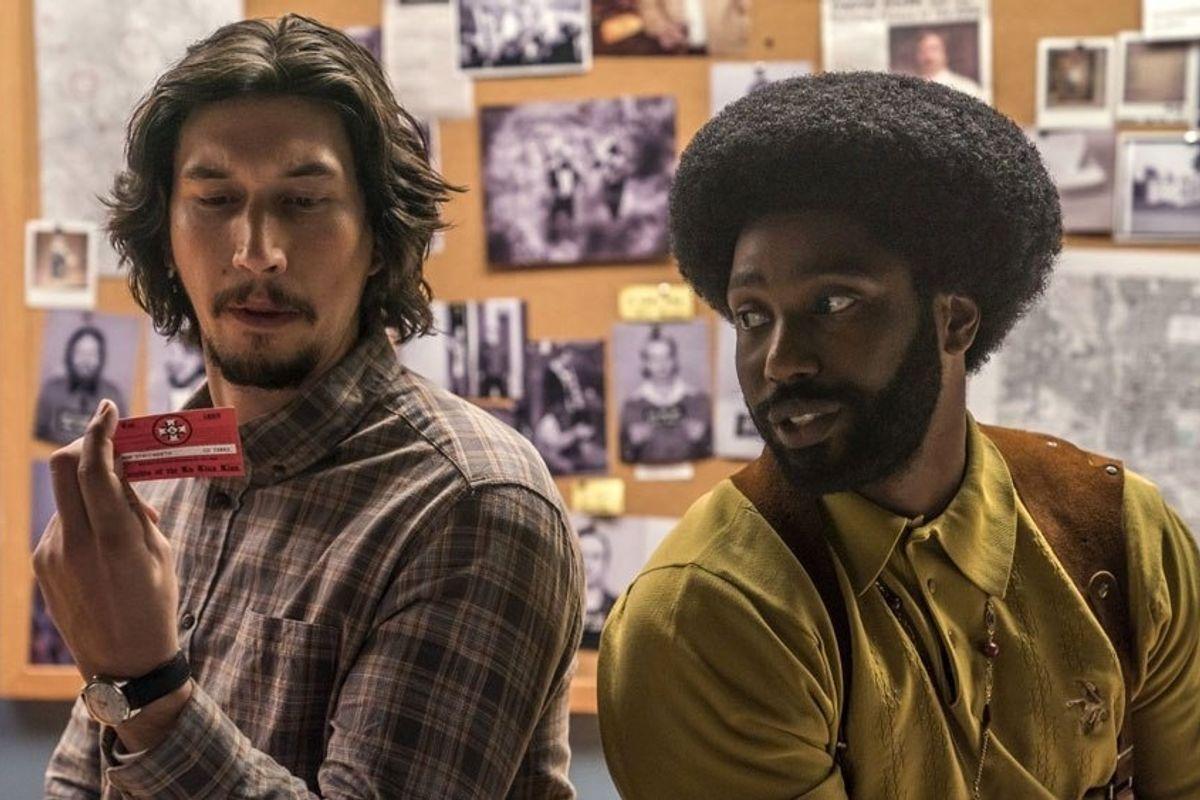 Spike Lee and Jordan Peele Return With Satirical Comedy 'BlacKkKlansman'
