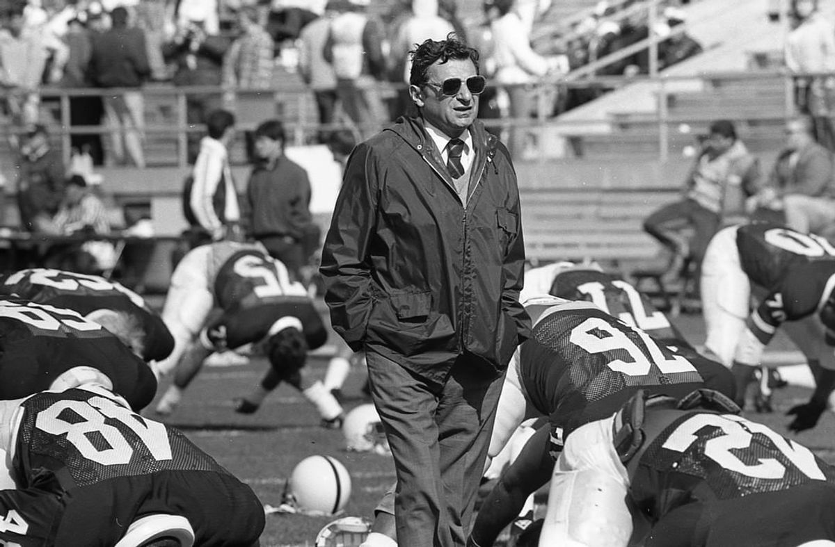 I Watched 'Paterno' And I Honestly Think Joe Paterno Deserved Better