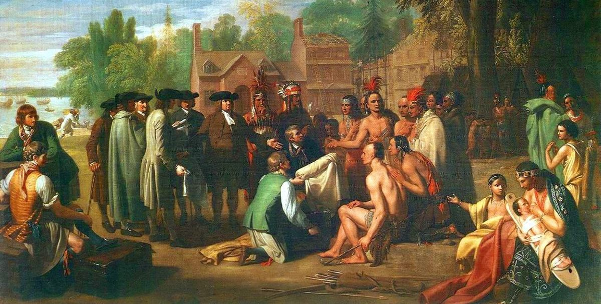 Who Are The Native Americans Indigenous To New Jersey?