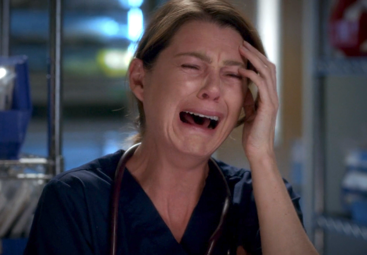 14 Reasons Why Finals Week Is The Bane Of A Student's Existence, As Told By 'Grey's Anatomy'