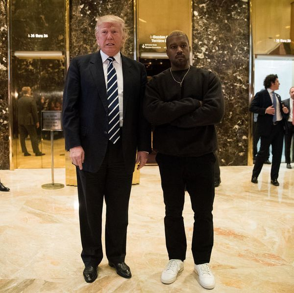 Team Trump Is Already Capitalizing on Kanye West's Endorsement