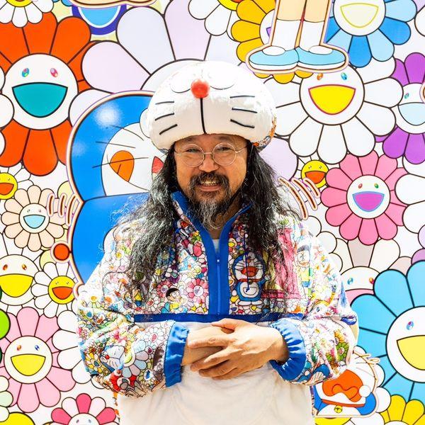 Takashi Murakami Is Bringing Manga to the Masses