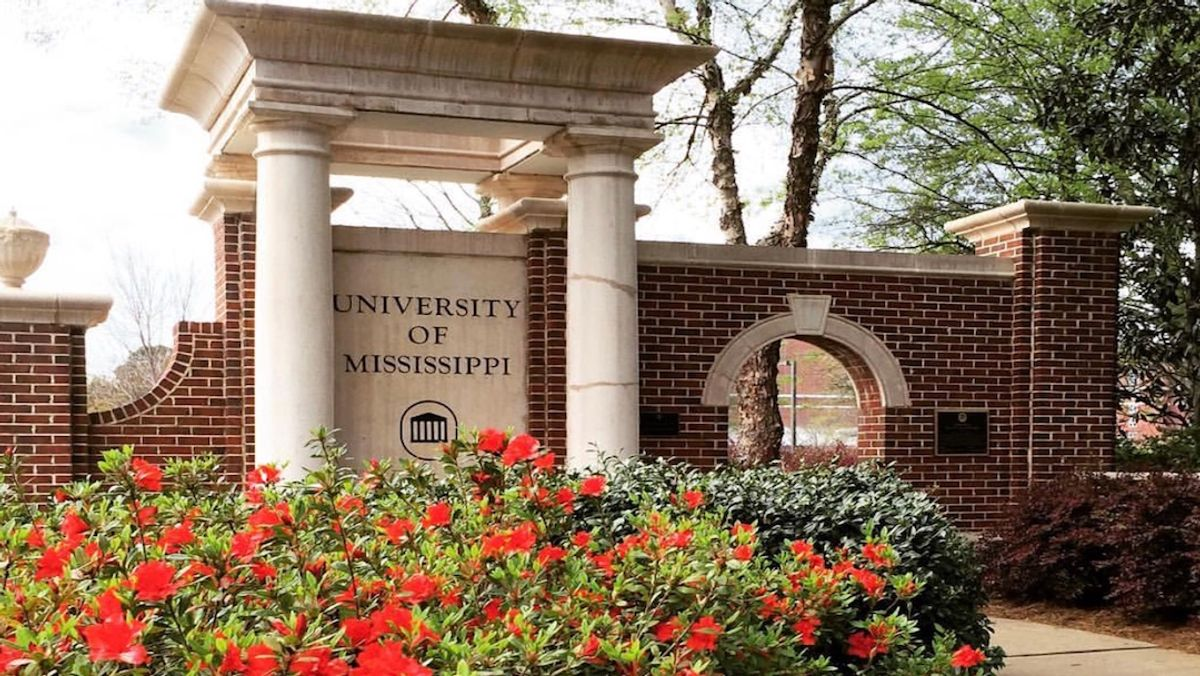 Ole Miss Is And Always Will Be My Dream School