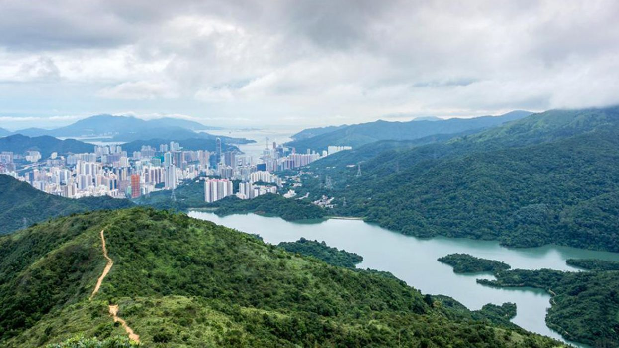 The MacLehose Trail Is Hong Kong's Great Escape