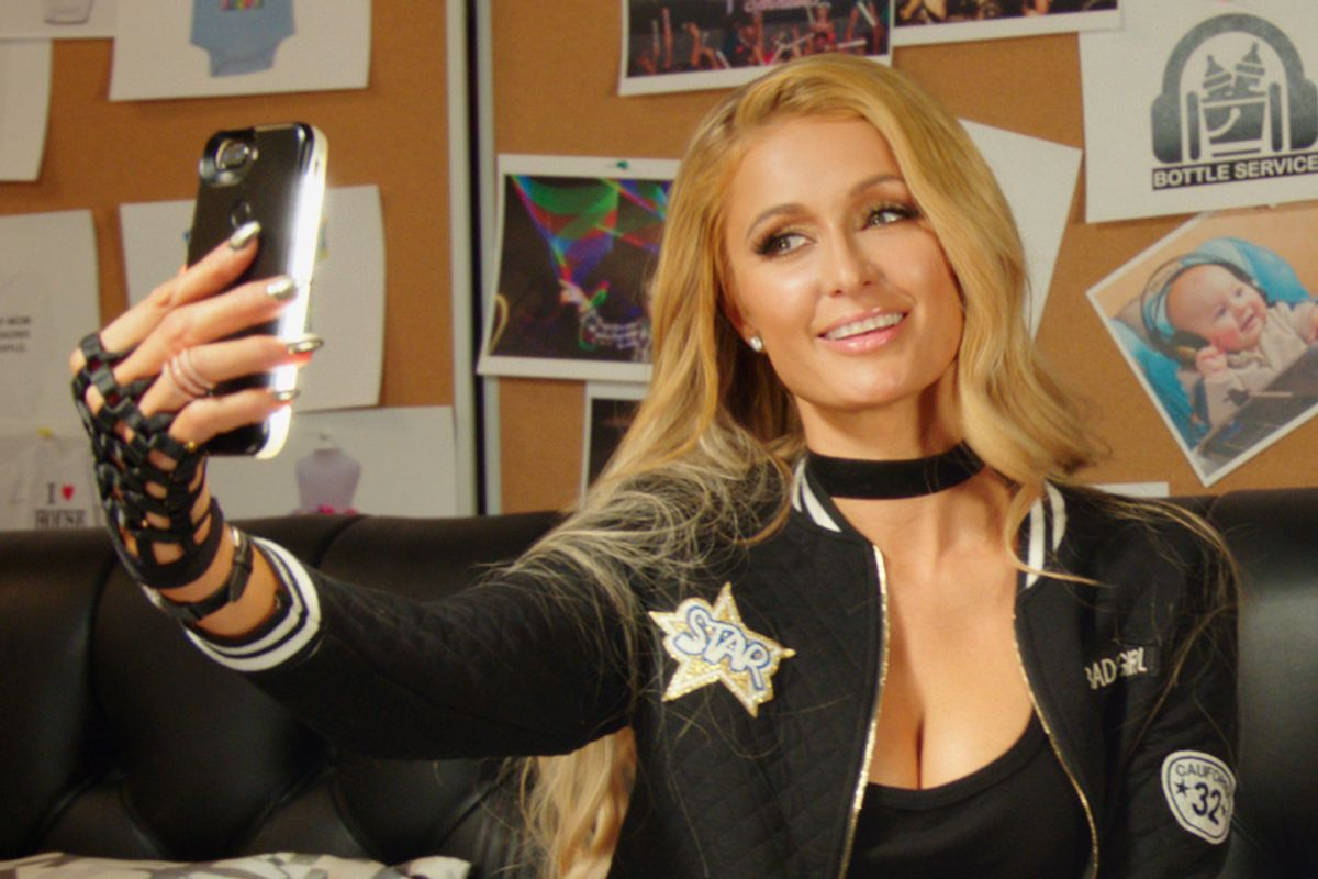 How Paris Hilton Invented the Social Media Star