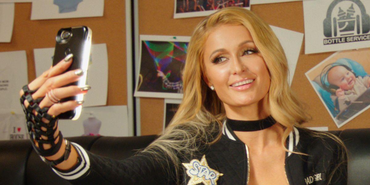 How Paris Hilton Invented the Social Media Star