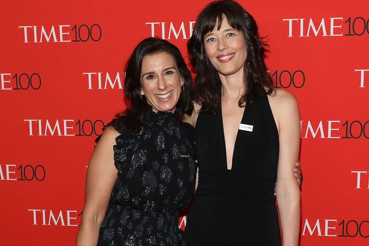 Jodi Kantor and Meagan Twohey's Weinstein Investigation Is Set To Take Theaters